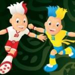 EURO 2012. UN CALCIO AI BAMBINI MALATI DI CANCRO