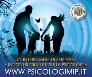 MIP – MAGGIO D'INFORMAZIONE PSICOLOGICA 2013