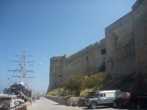 Cipro: l'ultimo muro d'Europa
