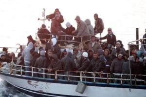 Profughi, com'è lontana Lampedusa