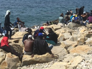 profughi ventimiglia